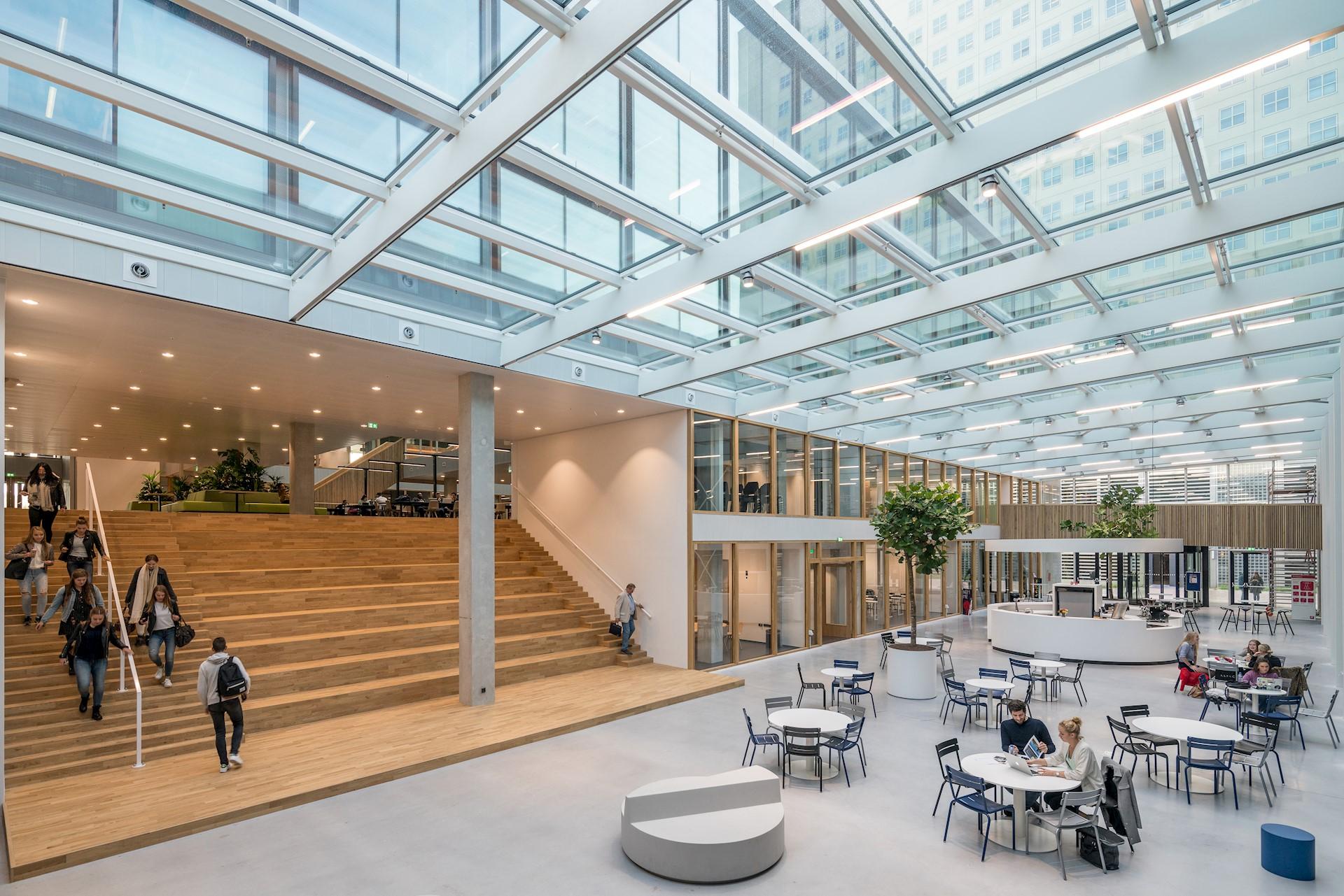Rotterdam business school hogeschool rotterdam de twee snoeken